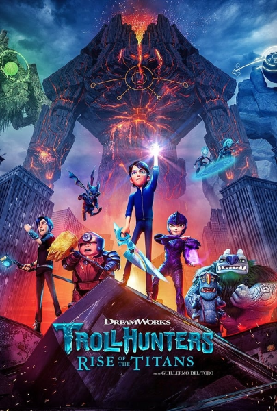 Trollhunters 2021