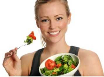 How to diet healthy to lose weight
