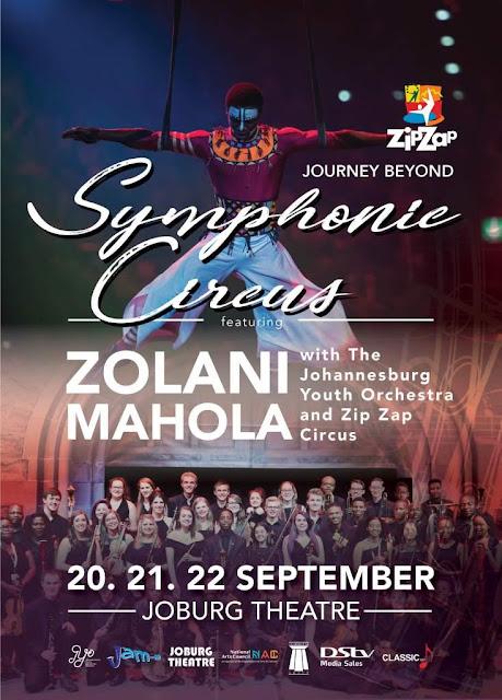 Journey Beyond Symphonic Circus poster