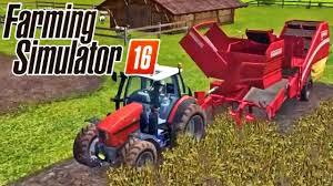 تحميل العاب محاكاة الزراعة وقيادة الجرار download farming simulator