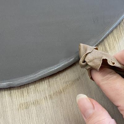 陶芸,なめし革