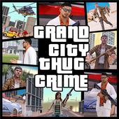 تحميل لعبة Grand City Thug Crime Gangster للأندرويد XAPK