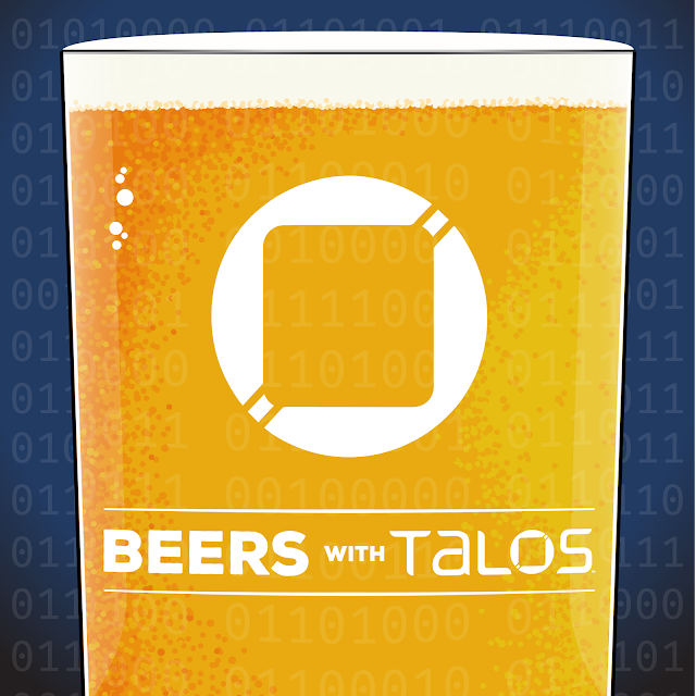 Beers with Talos Podcast Now Available