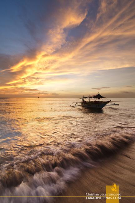 Pawikan Festival Bataan Sunset