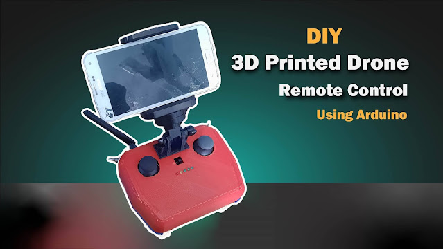 3D PRINTED transmitter