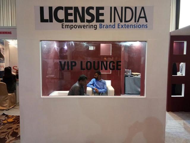 License India - India Licensing Expo at Sahara Star, Mumbai