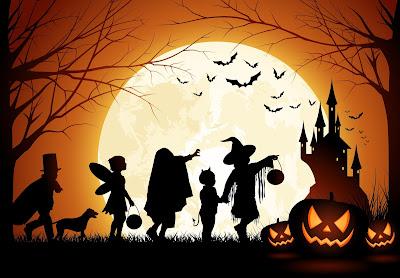 A ja lubię Halloween!