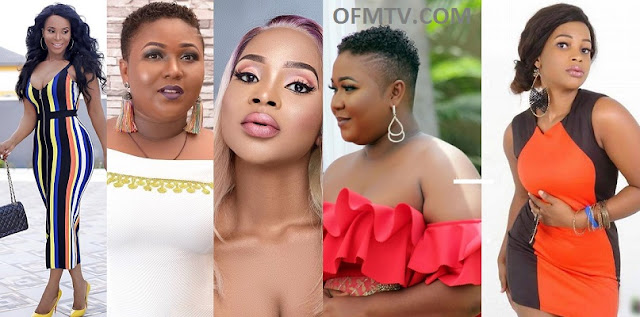 Benedicta Gafah replies Xandy Kamel's No Womb allegation with music