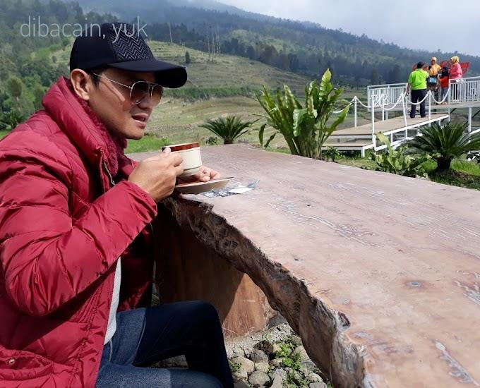 Atraksi Keindahan Alam Posong di Lembah Sindoro