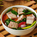 SINIGANG is now world's no.1 best vegetable soup by TasteAtlas