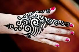 Arabic Mehndi Design 2017 Simple