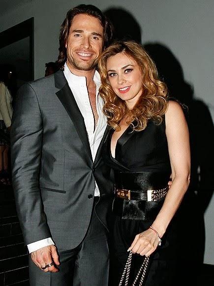 Aracely Arámbula y Sebastián Rulli terminaron su relación ...