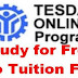 TESDA: Free Online Courses For All Filipinos Around The World