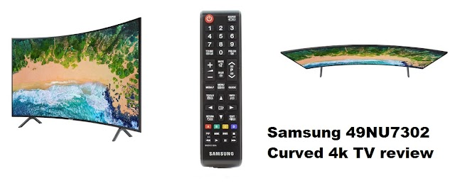 Samsung 49NU7302 - best cheap 49-inch curved TV
