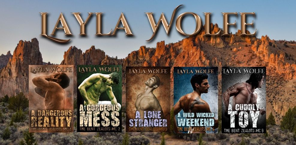 Layla Wolfe, Romance Author