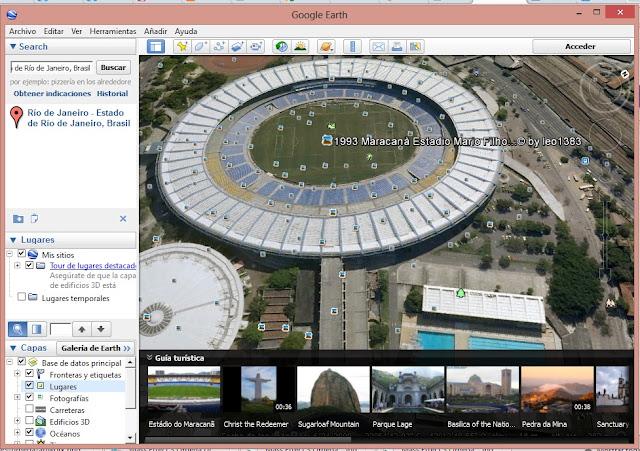 Google Earth Pro 7.0.2.8 Español + Pach Genial78 2012