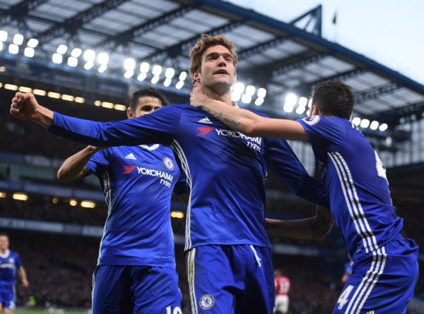 Chelsea one win away from EPL Glory