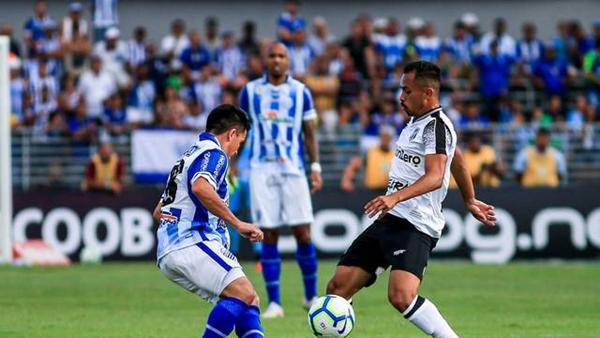 CSA derrota o Ceará em Maceió