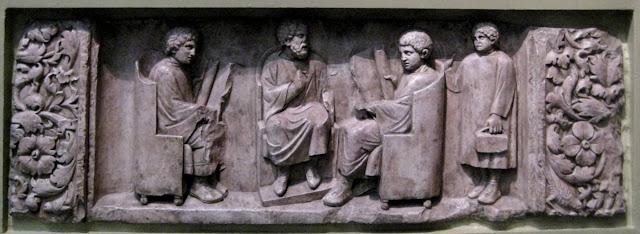 Status civitatis y Derecho romano