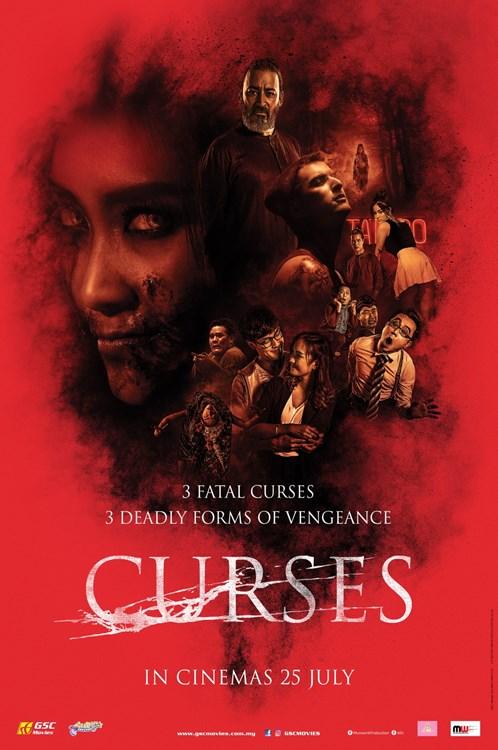 Review Filem Curses