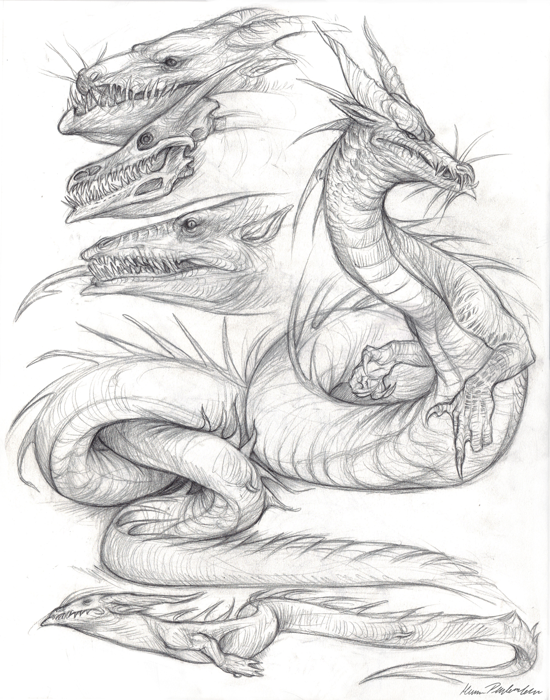Graphite Dragons: March 2012