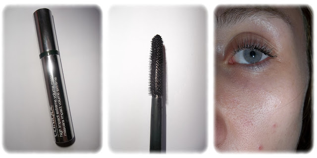 Swatch Mascara High Impact Extreme Volume Teinte Noire - Clinique
