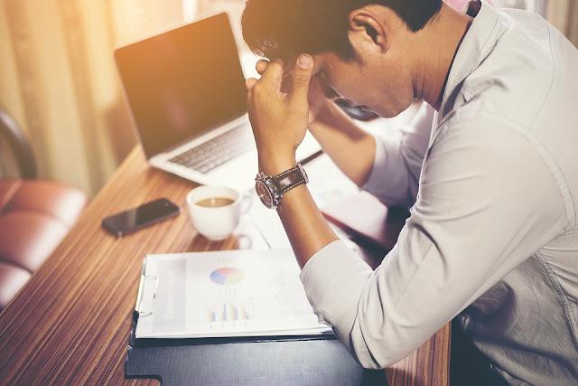 Frustasi karena gagal mencapai tujuan yang diinginkan