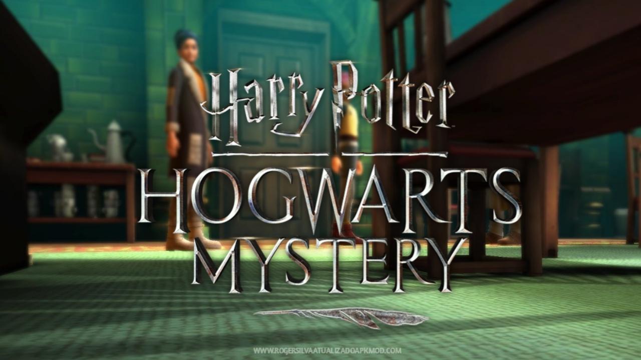 Harry Potter: Hogwarts Mystery 3.5.1 Mod menu
