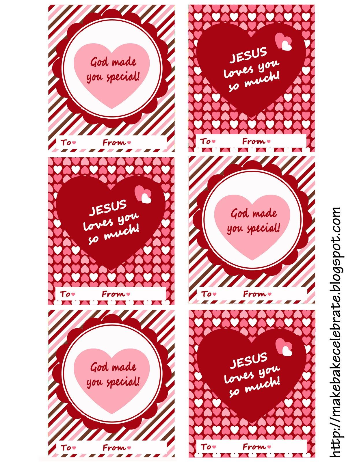Mbc Valentine Printables
