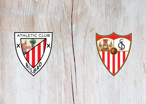 Athletic Club vs Sevilla -Highlights 09 July 2020