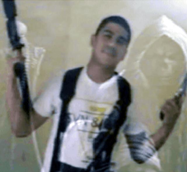 """Ya salio el peine """"El Werko"""". sanguinario jefe de las """"Tropas del Infierno Zeta"""" de N.Laredo es sobrino del Z-40"""