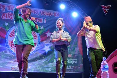 Massive concert in Beltar