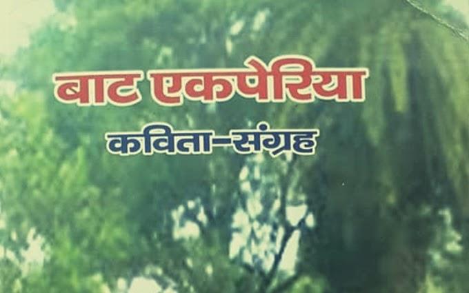 पोथी समीक्षा: राजपथ सं मिलैत कविताक 'बाट एकपेरिया'