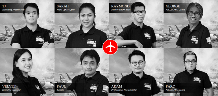 AirAsia Nikon IamAirAsiaTravelPhotographer