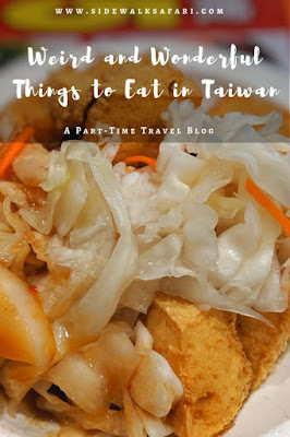 Things to eat in Taiwan: Stinky Tofu