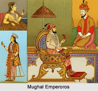 Mugal Empire Important Wars