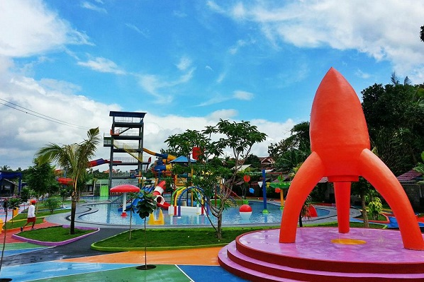 Galaxy Waterpak waterboom Jogja