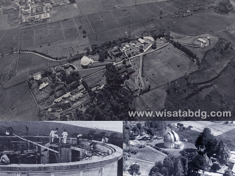 Sejarah Observatorium Bosscha Lembang Bandung