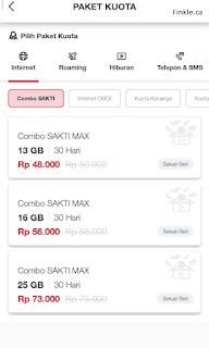 Cek Kuota Nelpon & SMS Telkomsel (Kartu Simpati, AS)