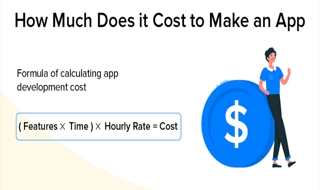 How Much Does It Cost to Make an App in 2020? #infographic