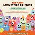 """เดอะมอลล์ กรุ๊ป  ต่อเติมจินตนาการให้เด็กๆ """"KIDS' PLANET - MONSTER & FRIENDS 2021""""  14 -31 ม.ค. 64 ที่ """"คิดส์ แพลนเน็ต"""" ทุกสาขา"""