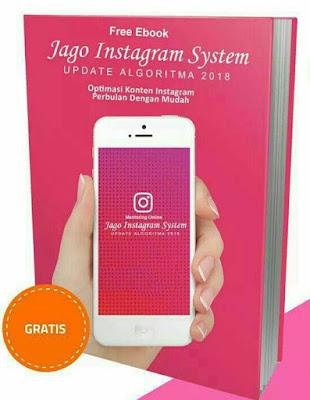 Ebook Jago Jualan di Instagram Pdf