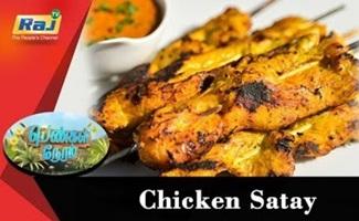 Satay Special | Food Segment | Pengal Neram | 11 October 2018 | Raj Tv
