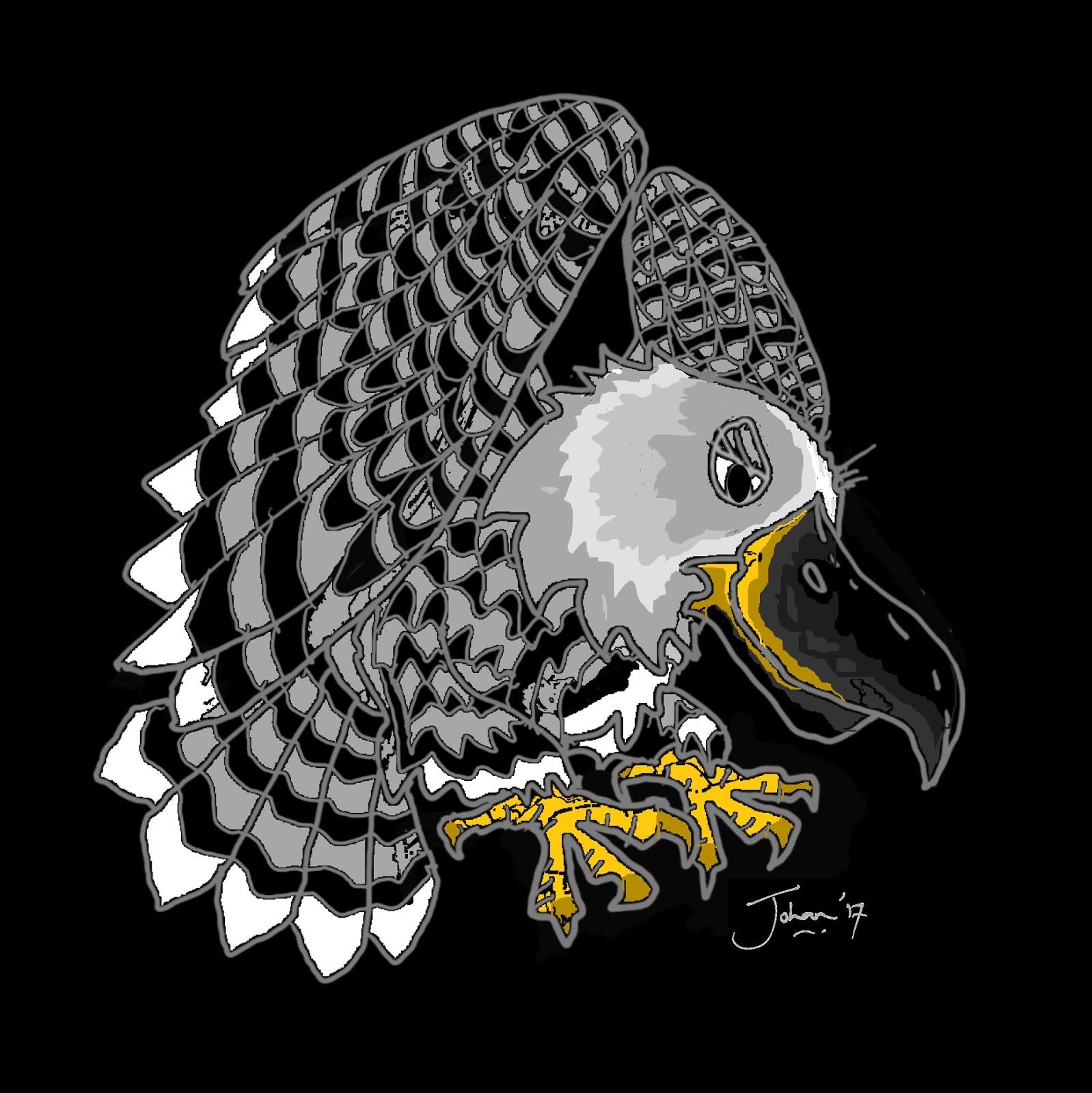 BUANASENI: CARICREATURES III BLACK * WHITE