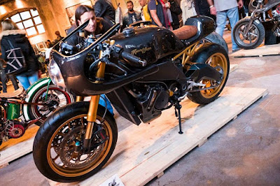 Aprilia RSV Cafe Racer  en Oldies but Goodies