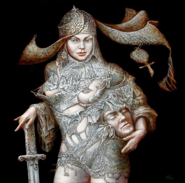 Pittura e scultura - Pagina 3 Ludmila%2B8
