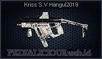 Kriss S.V Hangul2019