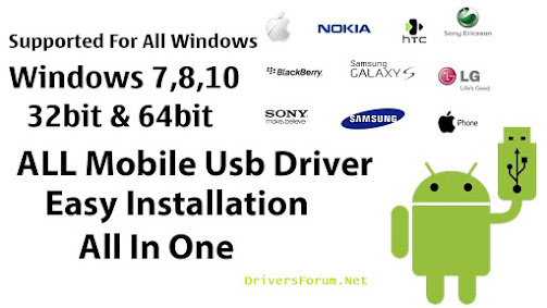 All in One China Mobile MTK USB Driver
