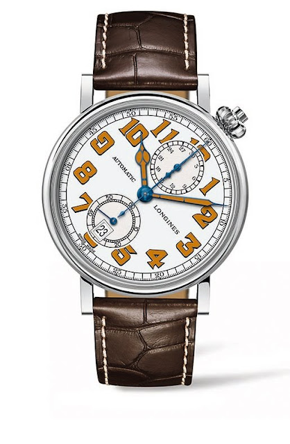 Longines Avigation Watch Type A-7 1935 frente