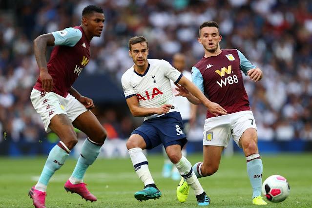 Prediksi Aston Villa Vs Tottenham 14 Januari 2021